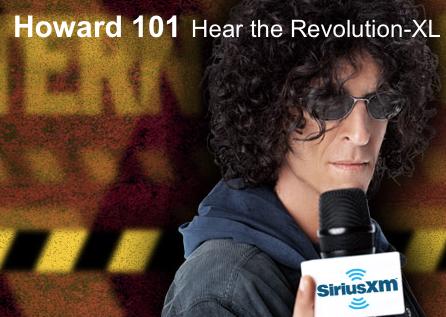 Interview!  Leiberman Live  (SiriusXM Howard 101)