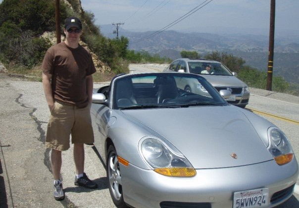 Tech For Life [TFL] #4: Everyone Should Own A Porsche Boxster.